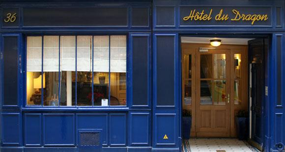 Hôtel du Dragon - Paris - Saint-Germain-Des-Prés